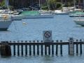 Lucretia Baths in Woodford Bay
