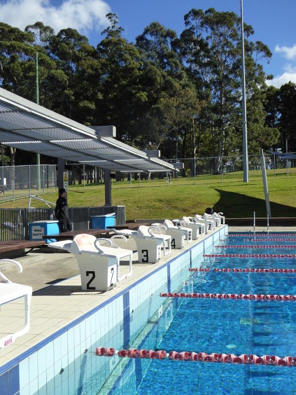 Macquarie university sport aquatic centre nsw 2109 for Macquarie university swimming pool