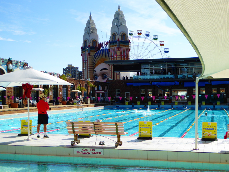 North Sydney Olympic Pool Nsw 2000