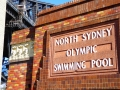 Entrance to North Sydney Olympic Pool