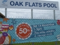 Oak Flats Pool 50th birthday
