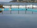 Deep end at Queenscliff Rock Pool