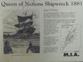 Queen of Nations shipwreck near Towradgi Rock Pool