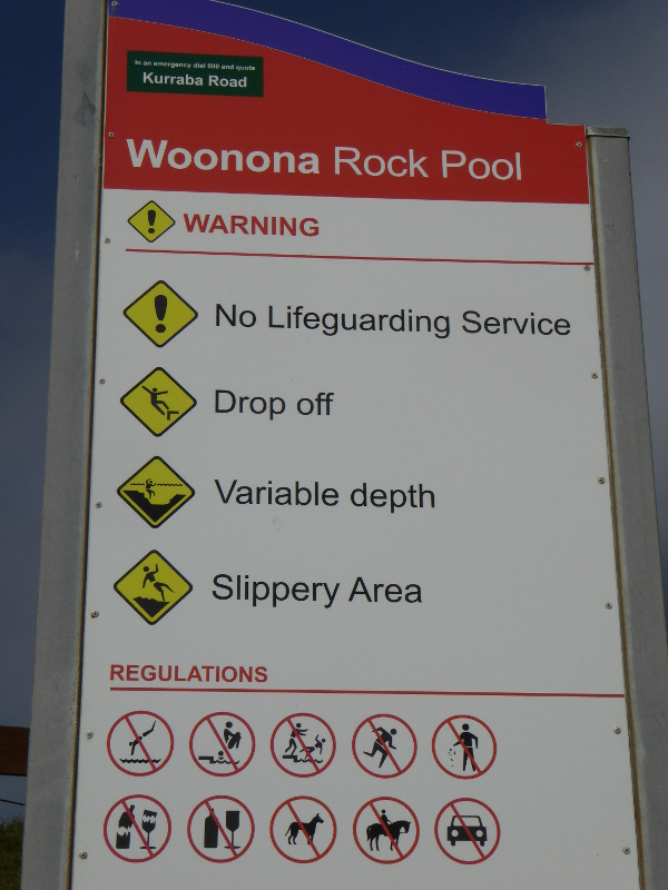 Woonona Rock Pool Nsw 2517 Ocean Pools Nsw