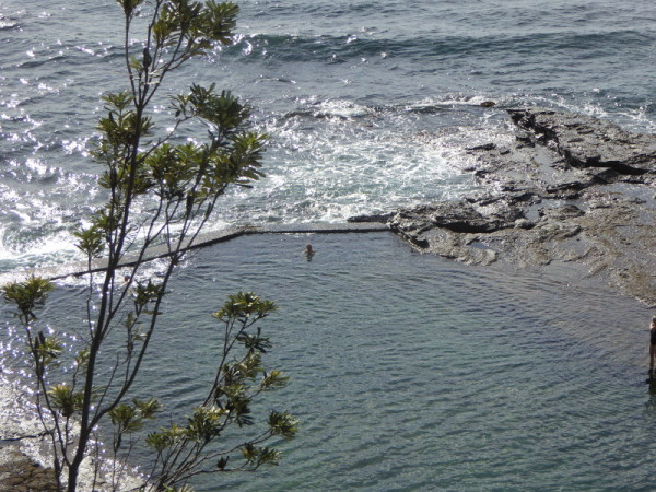 North Wollongong Rock Pool