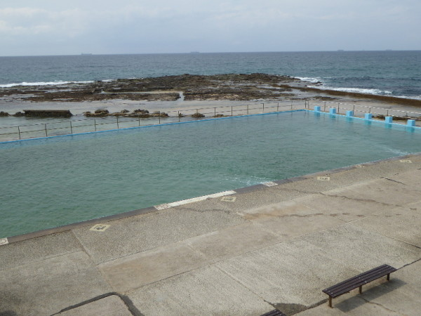 Woonona Rock Pool