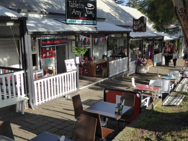 Great cafe in Kiama