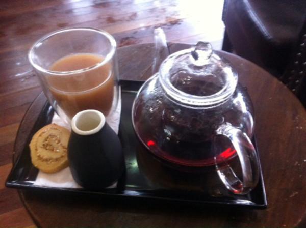 Kiama Brew for tea in Kiama