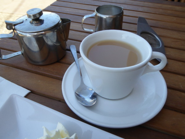 Tea in Coledale at Chedo's