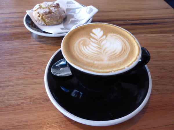 Best coffee in Sutherland at White Horse Coffee