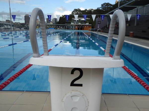 Boy Charlton Pool in Woolloomooloo
