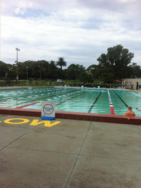 Victoria Park Pool Sydney Nsw 2050