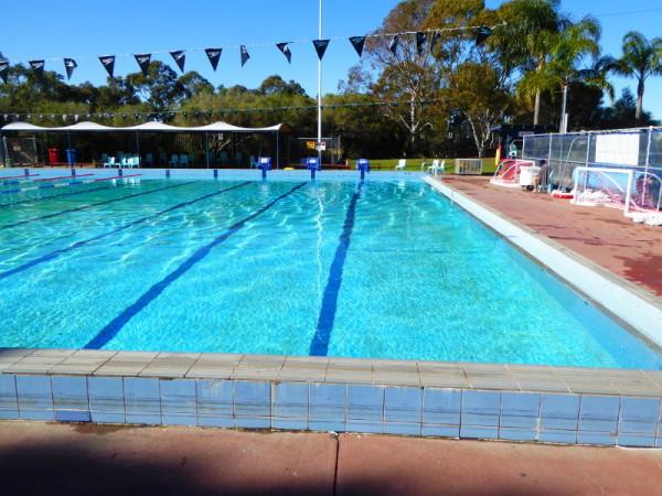 Sutherland Aquatic Centre