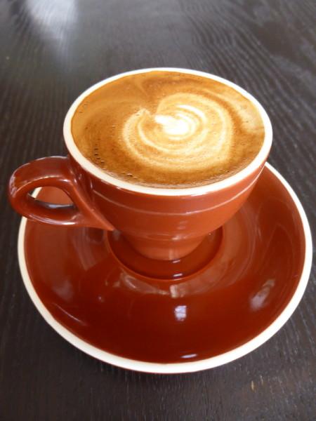 Alice Coffee roasts on-site
