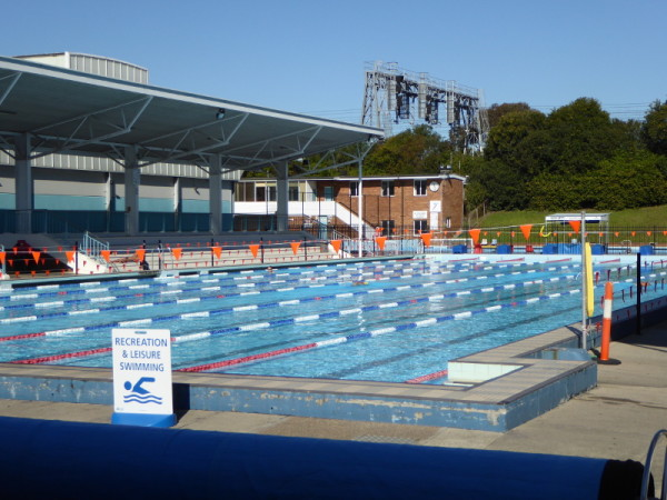 Ashfield Municipal Pools