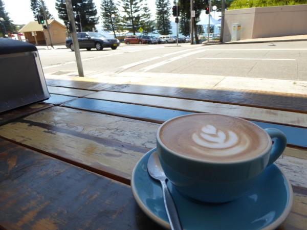 Square Peg Café for great tea or coffee