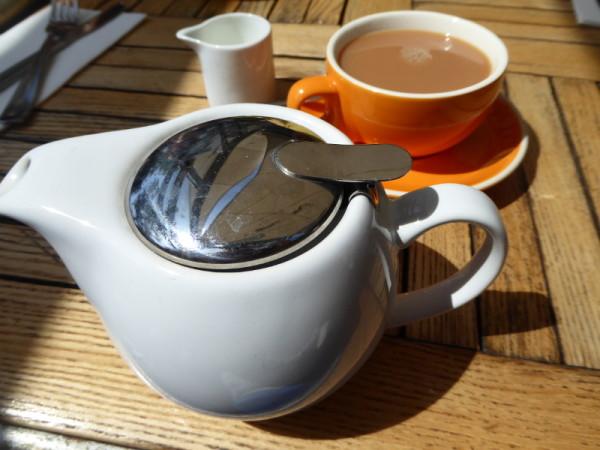 Pearl Beach Café for good pot of tea