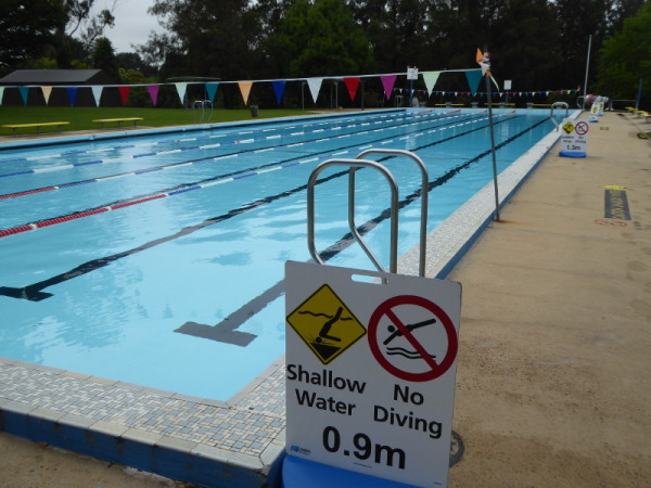 Bowral Swimming Centre