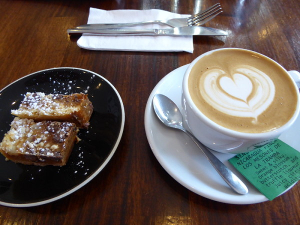 Three Rosettas for coffee in Drummoyne