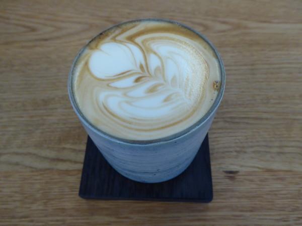 Coffee at Bondi Beach