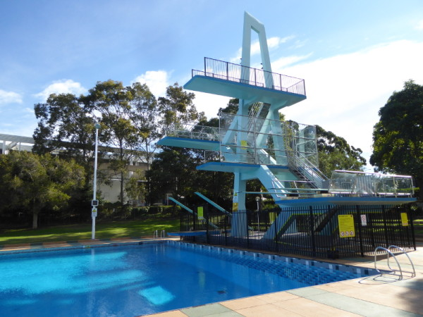 Parramatta Swimming Centre