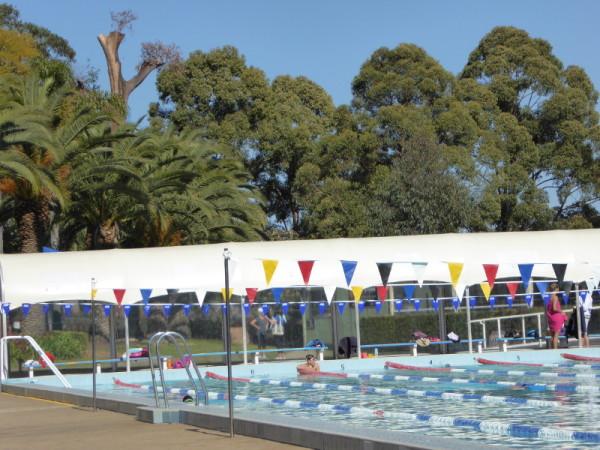 Baulkham Hills Olympic Pool