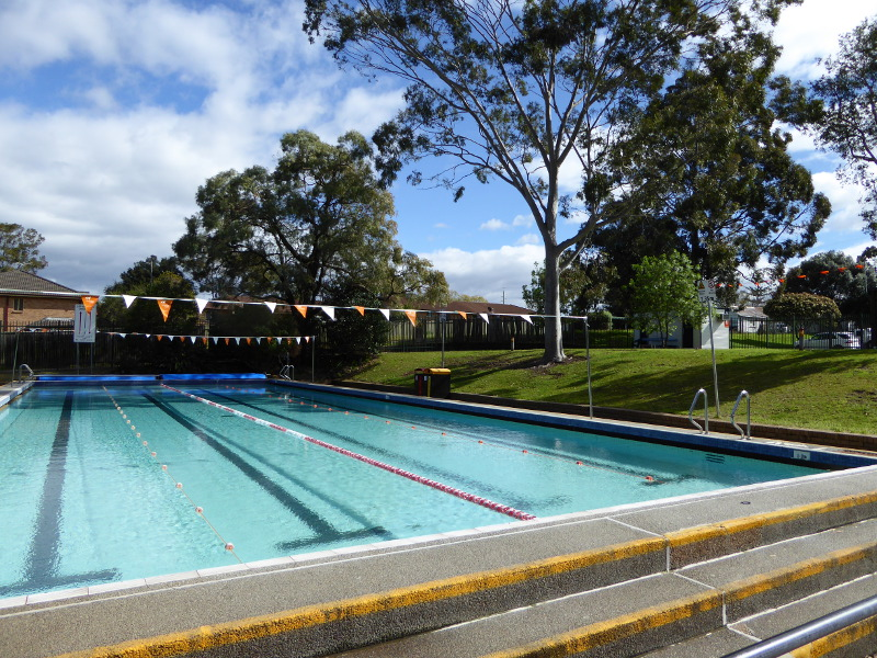 Guildford Swimming Centre Guildford Nsw 2161