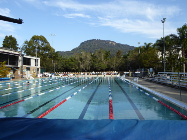University of Wollongong Aquatic Centre
