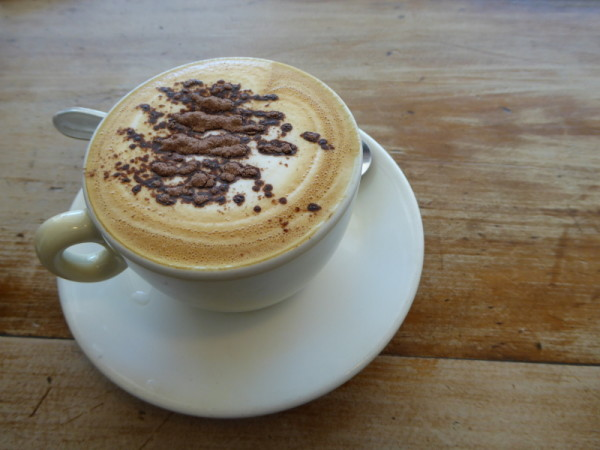 Coffee in Queanbeyan at 4th Seed