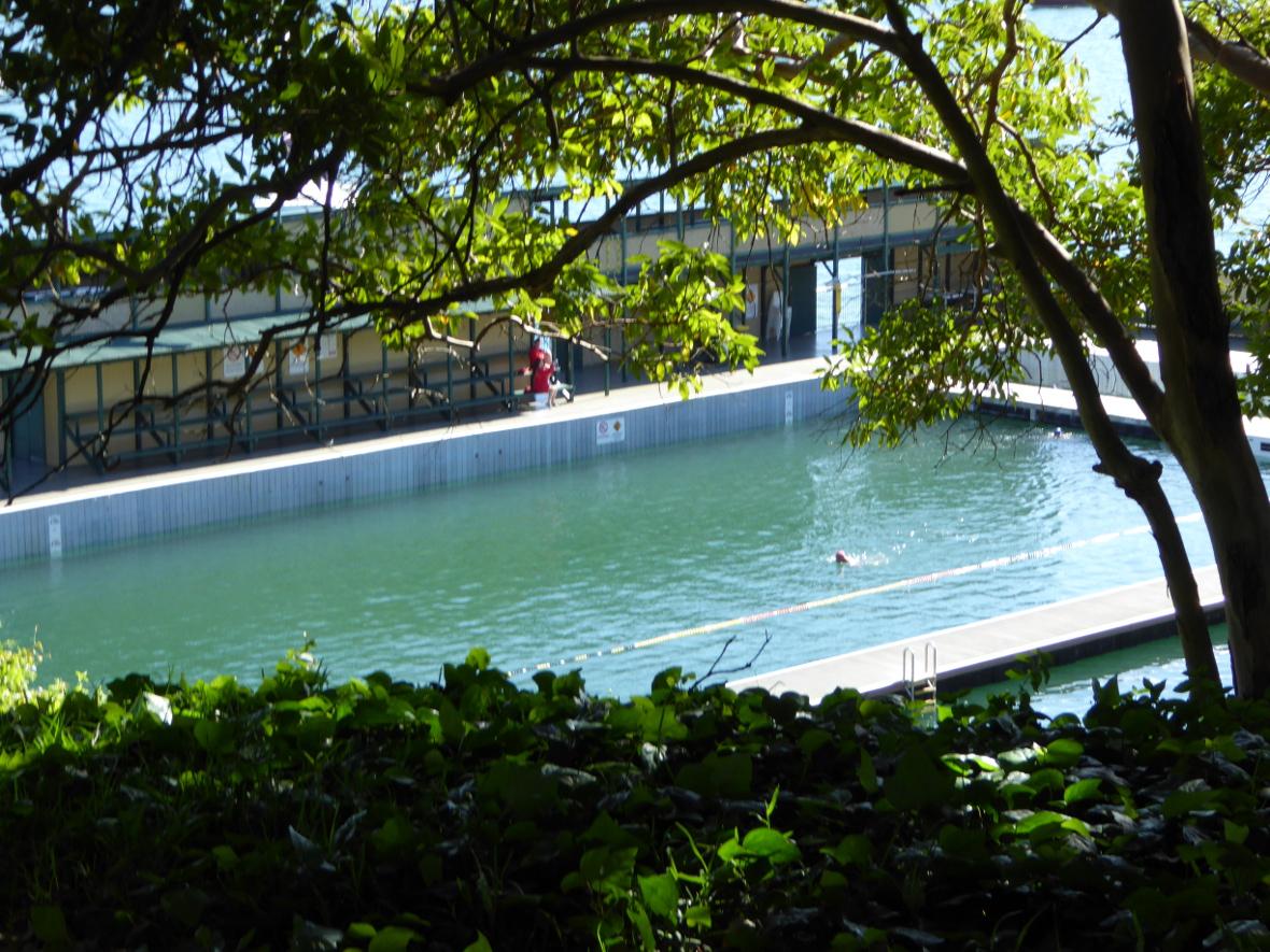 Dawn Fraser Baths - Balmain, NSW 2041