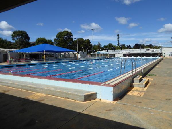 Gosford Olympic Pool