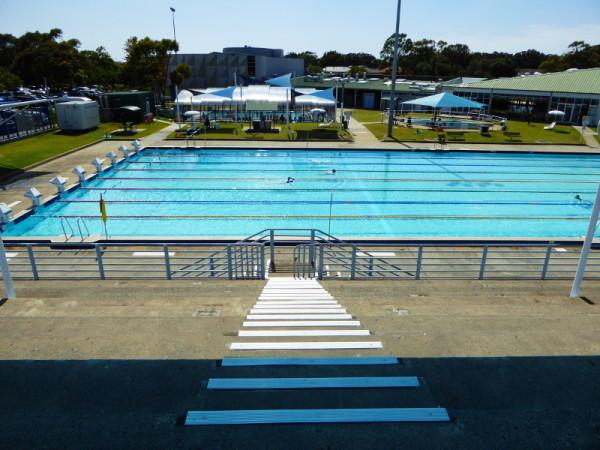 Des Renford Aquatic Centre, Maroubra