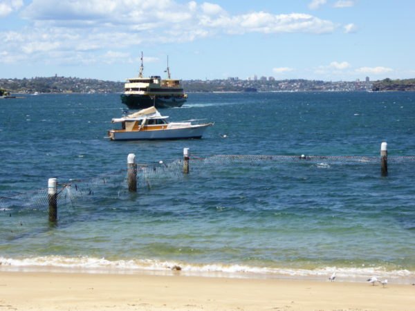 Manly Cove Baths