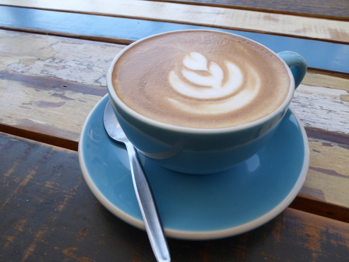 Coffee in Coogee