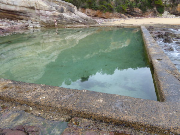 Aslings Beach Rock Pool
