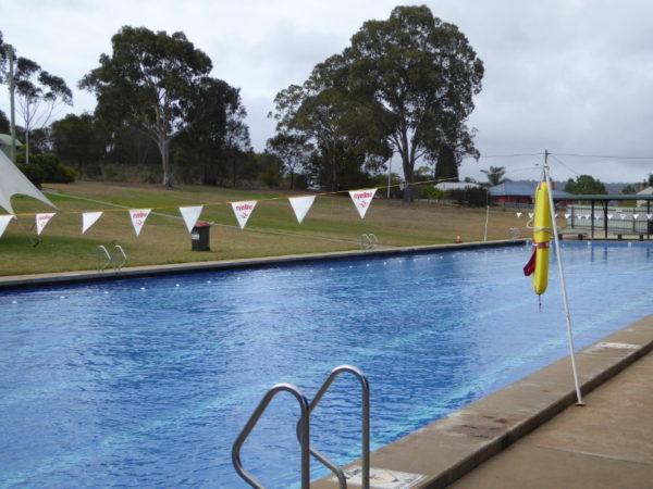 Eden Memorial Pool