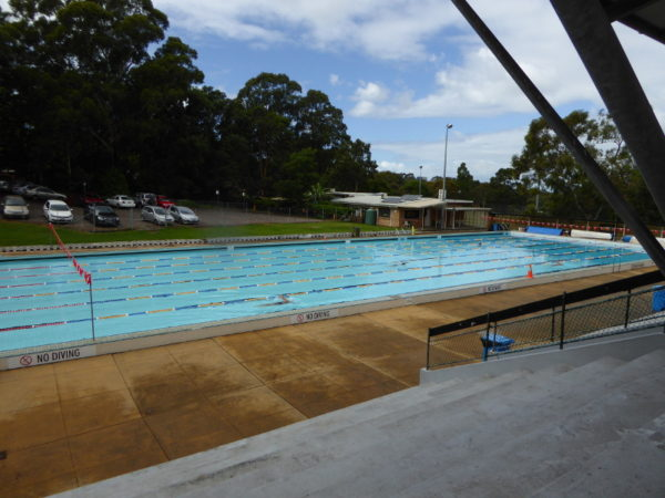 Lane Cove pool
