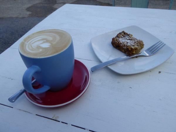 Coffee at Clifton Gardens