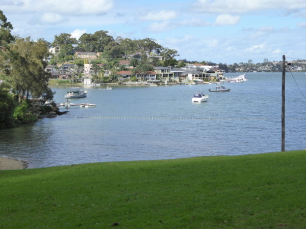 Oatley Bay Baths