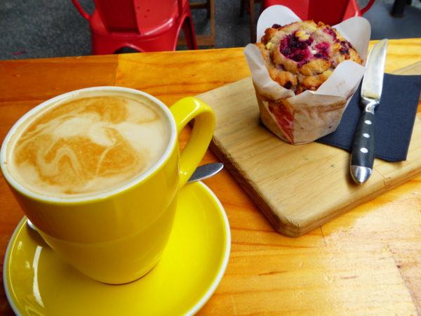Coffee near Blackhead NSW