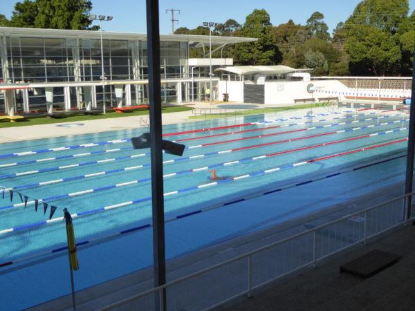 Auburn Aquatic Centre