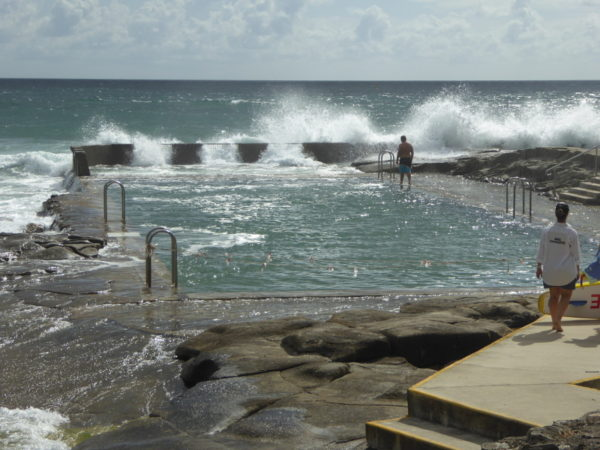 Yamba Rock Pool