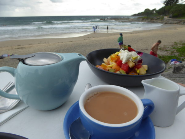 Tea in Yamba